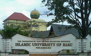 Informasi Nama Jurusan di UIR Pekanbaru