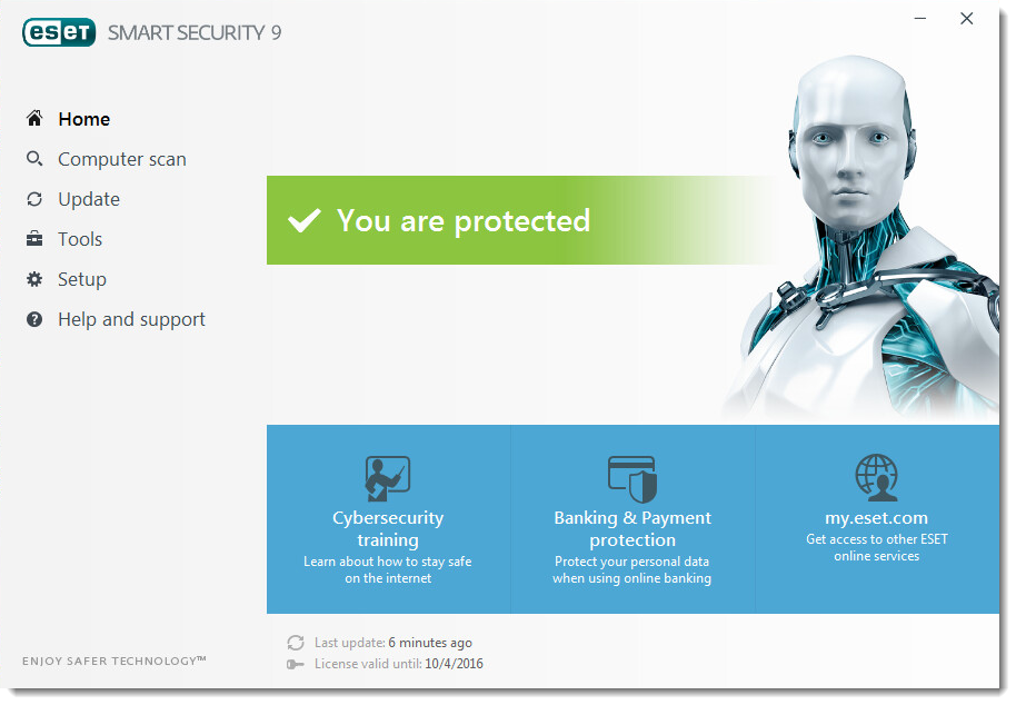Eset Smart Security Activation keys