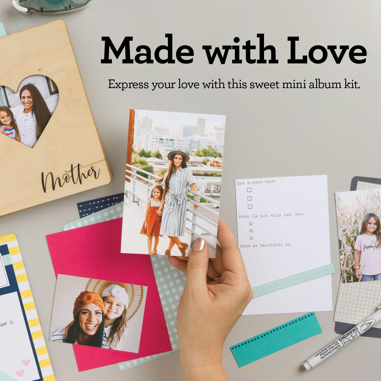 Made with Love Mini Album