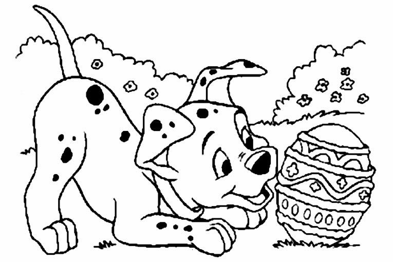 Dibujos de Pascua para Colorear, parte 3