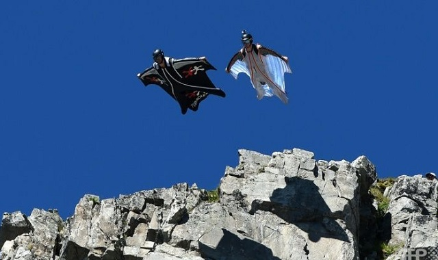 French Soldier Killed In Wingsuit Jump In The Alps - Rescuers Said