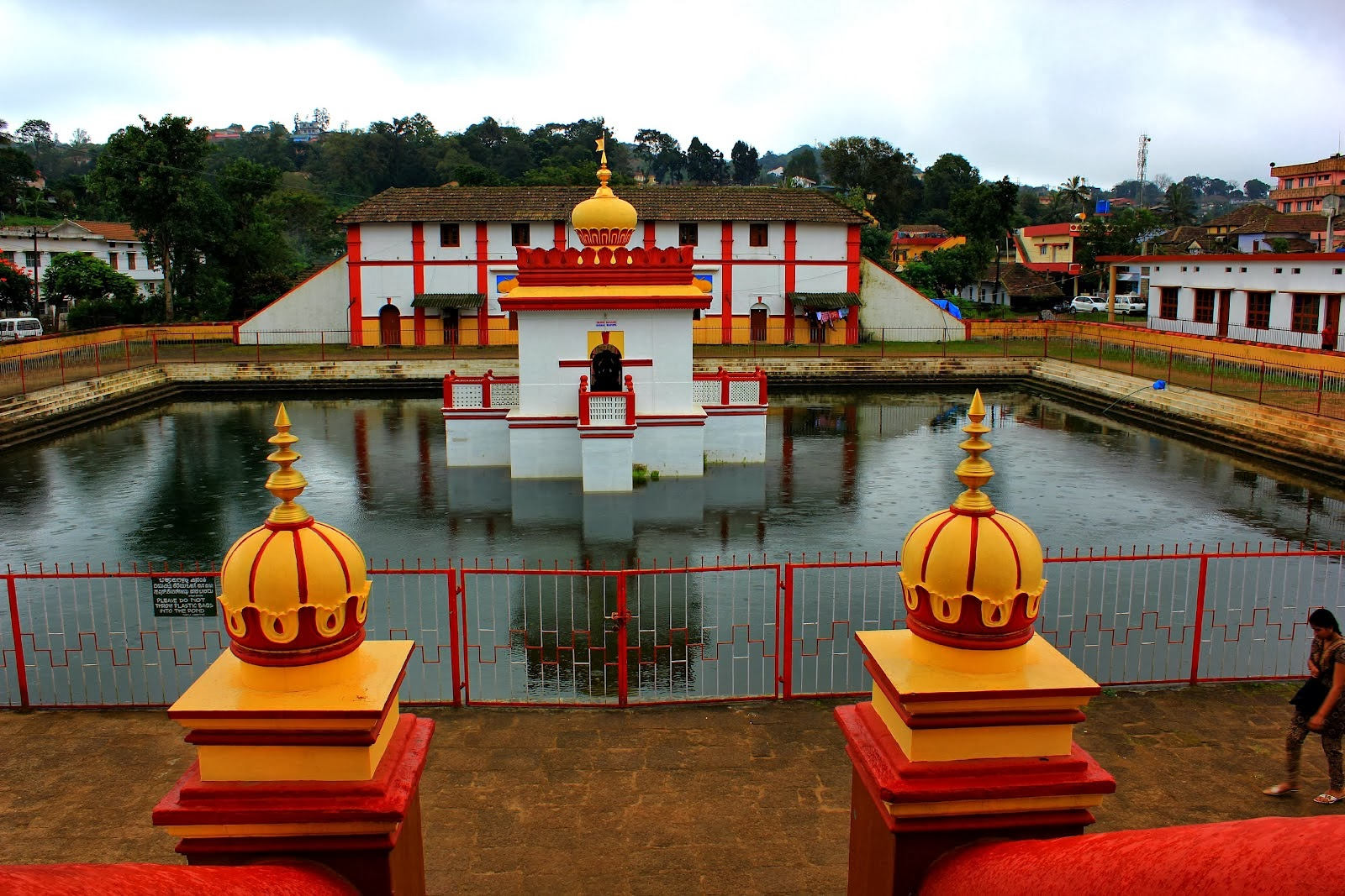 Visiting places of india coorg or kodagu karnataka karnataka is often hailed for its quaint most beautiful and oldest temples the omkareshwara temple in coorg was built by lingarajendra in 1820 biocorpaavc Images