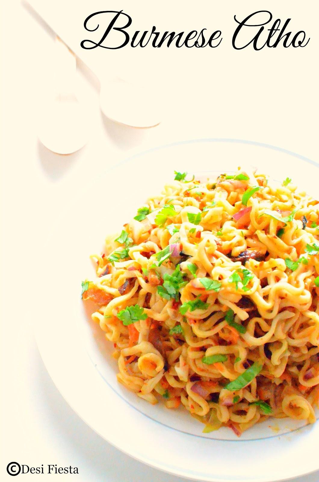 Burmese Recipes
