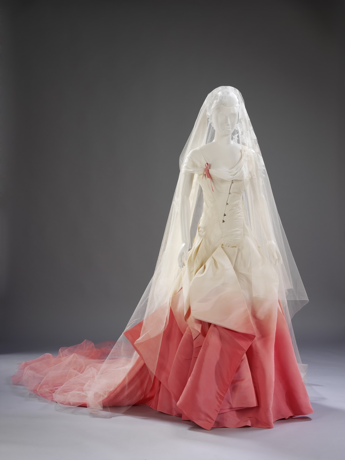 Bewicked art the story behind wedding dresses for John galliano wedding dress