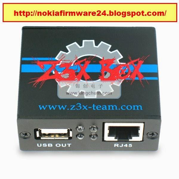 Z3X Box Samsung Tool