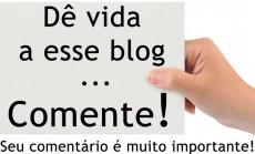 Comentários do Blog