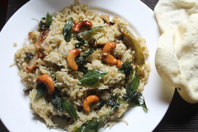 Perfect Ghee Rice Recipe – South Indian Wedding Style Nei Choru Recipe