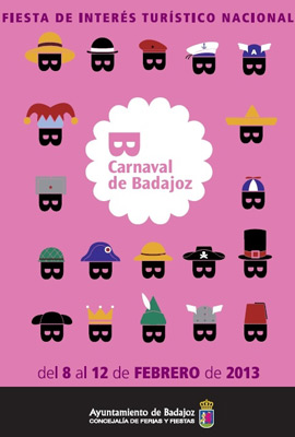 desfile de comparsas Carnaval de Badajoz 2013 Vïdeos