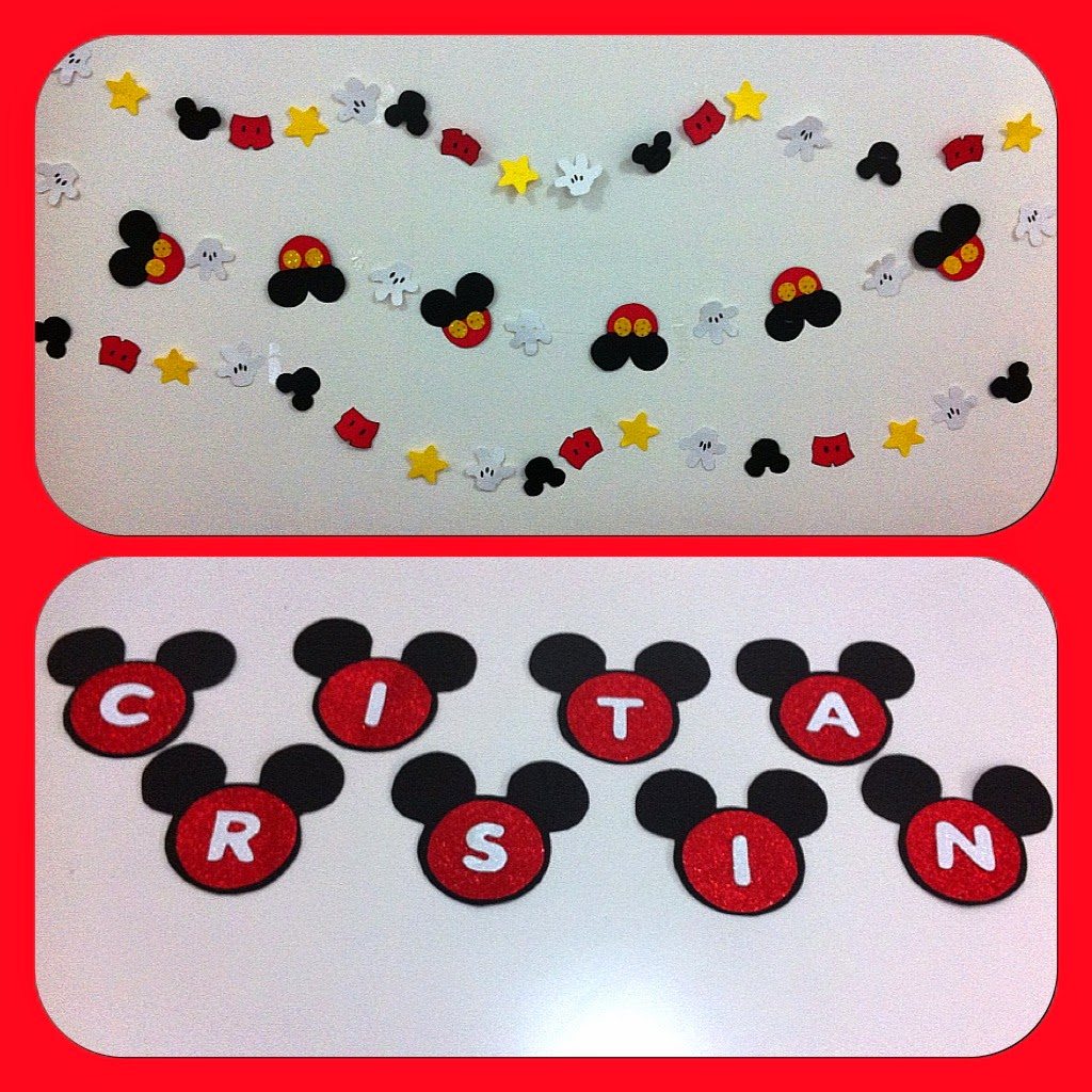 SWEETTHINGSBYOA sweetthingsbyoa@hotmail.com: MICKEY MOUSE BIRTHDAY