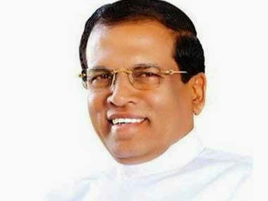 ​President Sirisena Weights on 'Meeting up in Solidarity and Peace' in Message for New Year