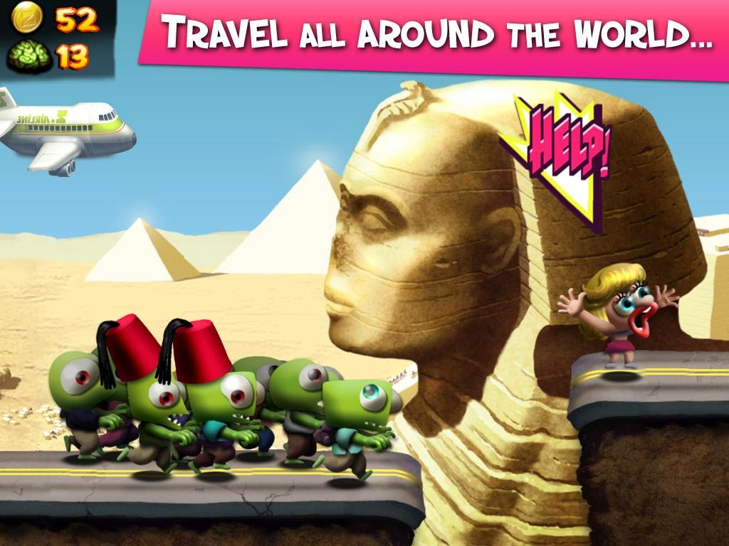 Games Zombie Tsunami Android Apk Asik - 5