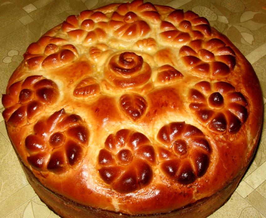 Красивый и вкусный пирог рецепт