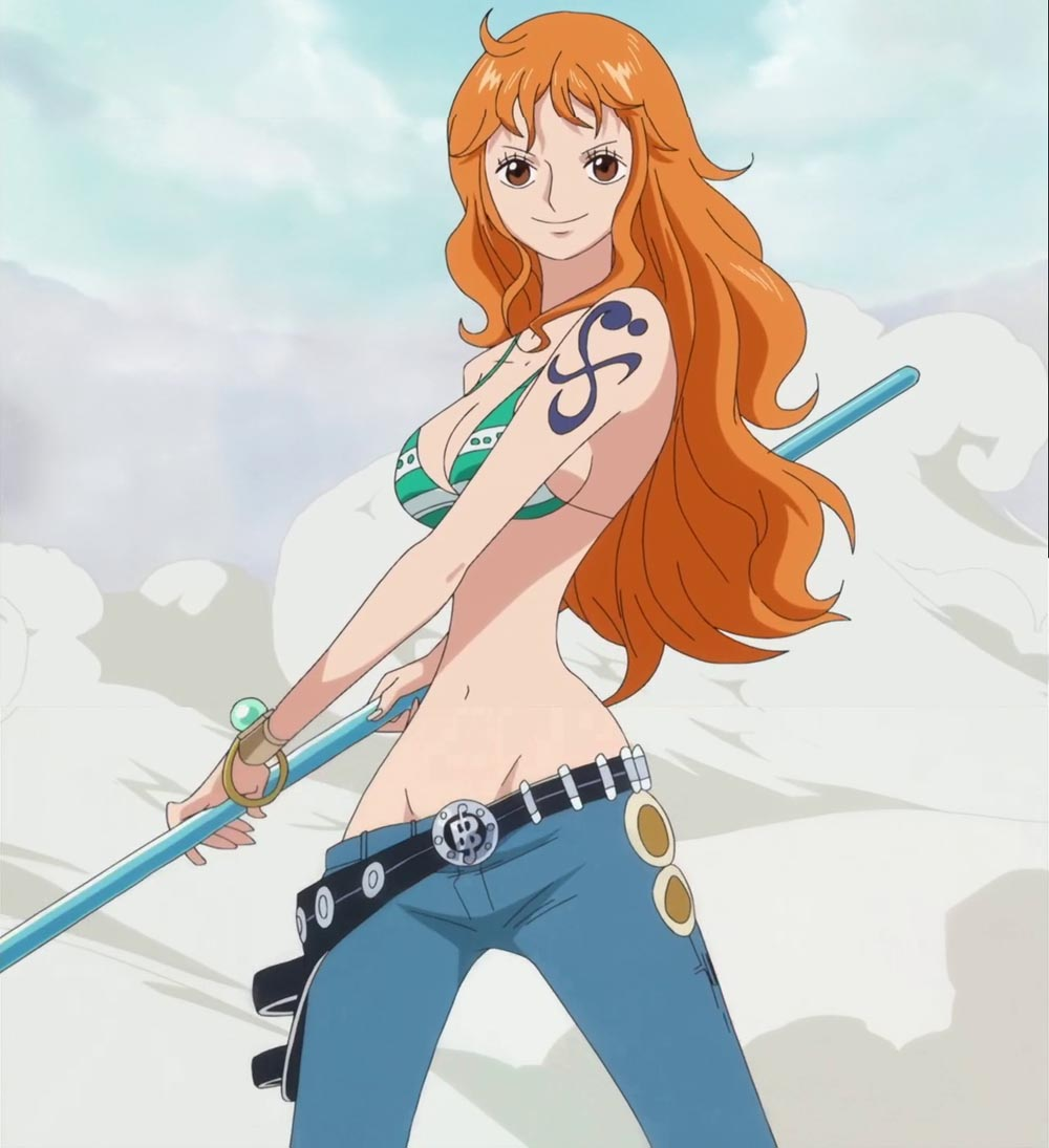 nami of one piece bikini photos 03