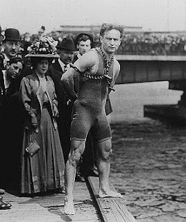 Harry Houdini o mágico judeu