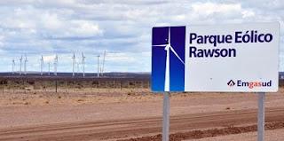 parque eolico en rawson
