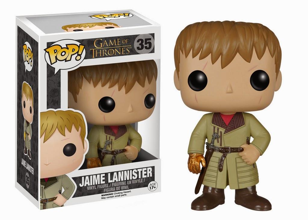Funko Pop! Jaime Lannister Game of Thrones