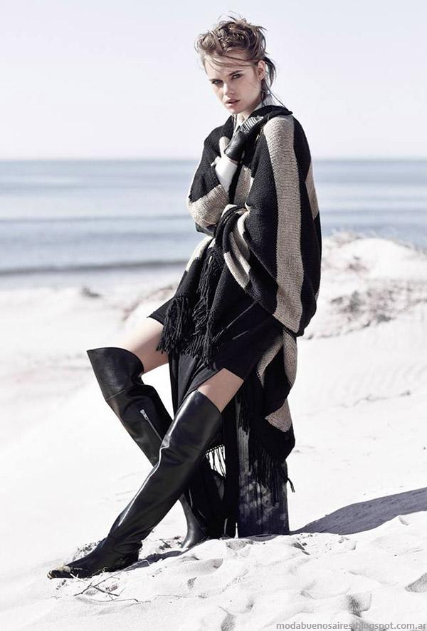 Ropa de mujer Paula Cahen D'Anvers otoño invierno 2015. Moda invierno 2015.