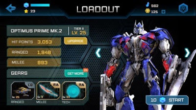 Transformers: Age of Extinction Apk Picture