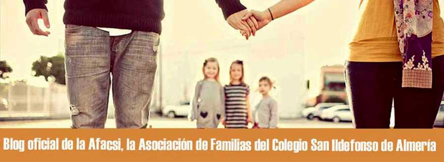 Blog oficial de la Asociación de Familias del Colegio San Ildefonso de Almería