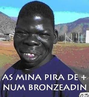homem bronzeado