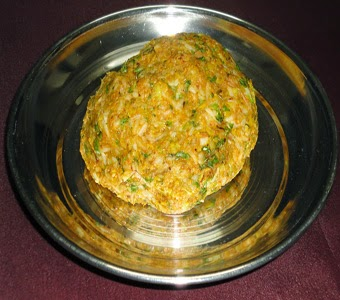 filling to make paratha