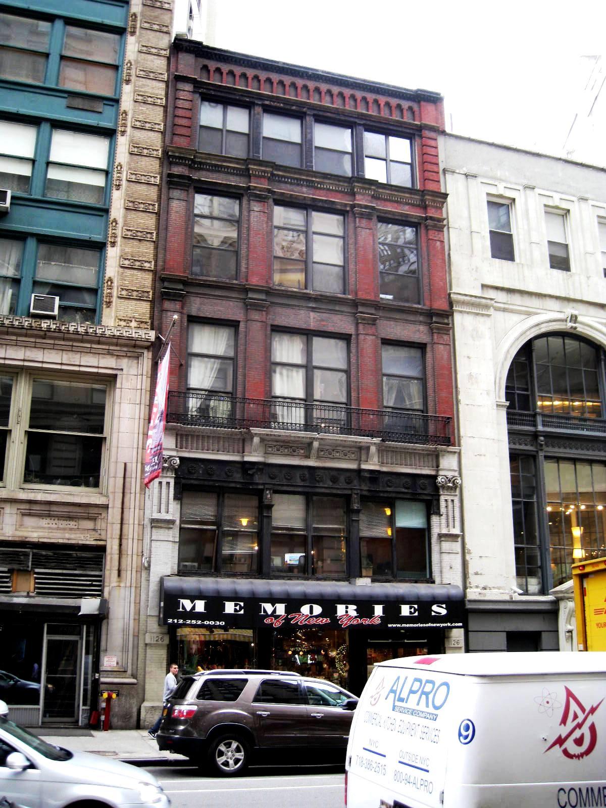 Daytonian in manhattan the theodore b starr bldg for 111 broadway 2nd floor