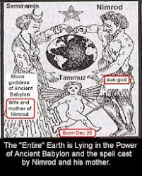 """asi salieron todas las religiones paganas con sus """"virgenes y sus hijos soles""""."""