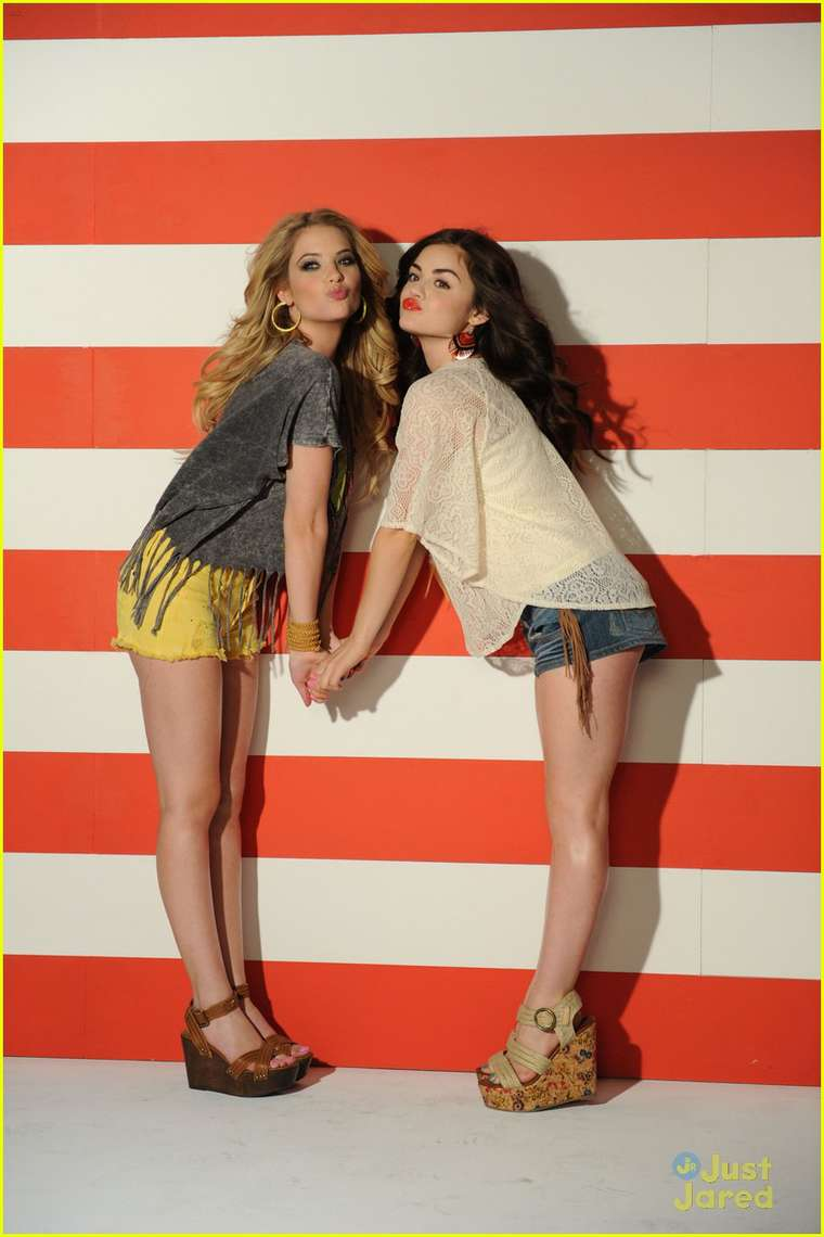Bongo Jeans Campaign Summer 2013 Featuring Ashley Benson