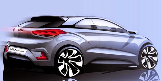 Phto de la  Hyundai i20 Coupé