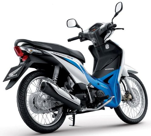 Honda Wave 110i:Motorcycle