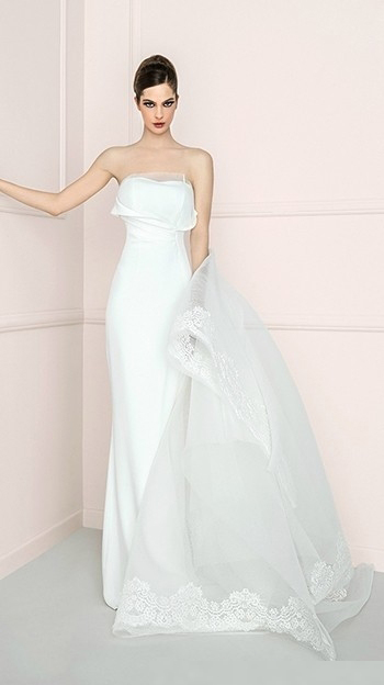 Antonio Riva 2016 romantic wedding dresses series ...