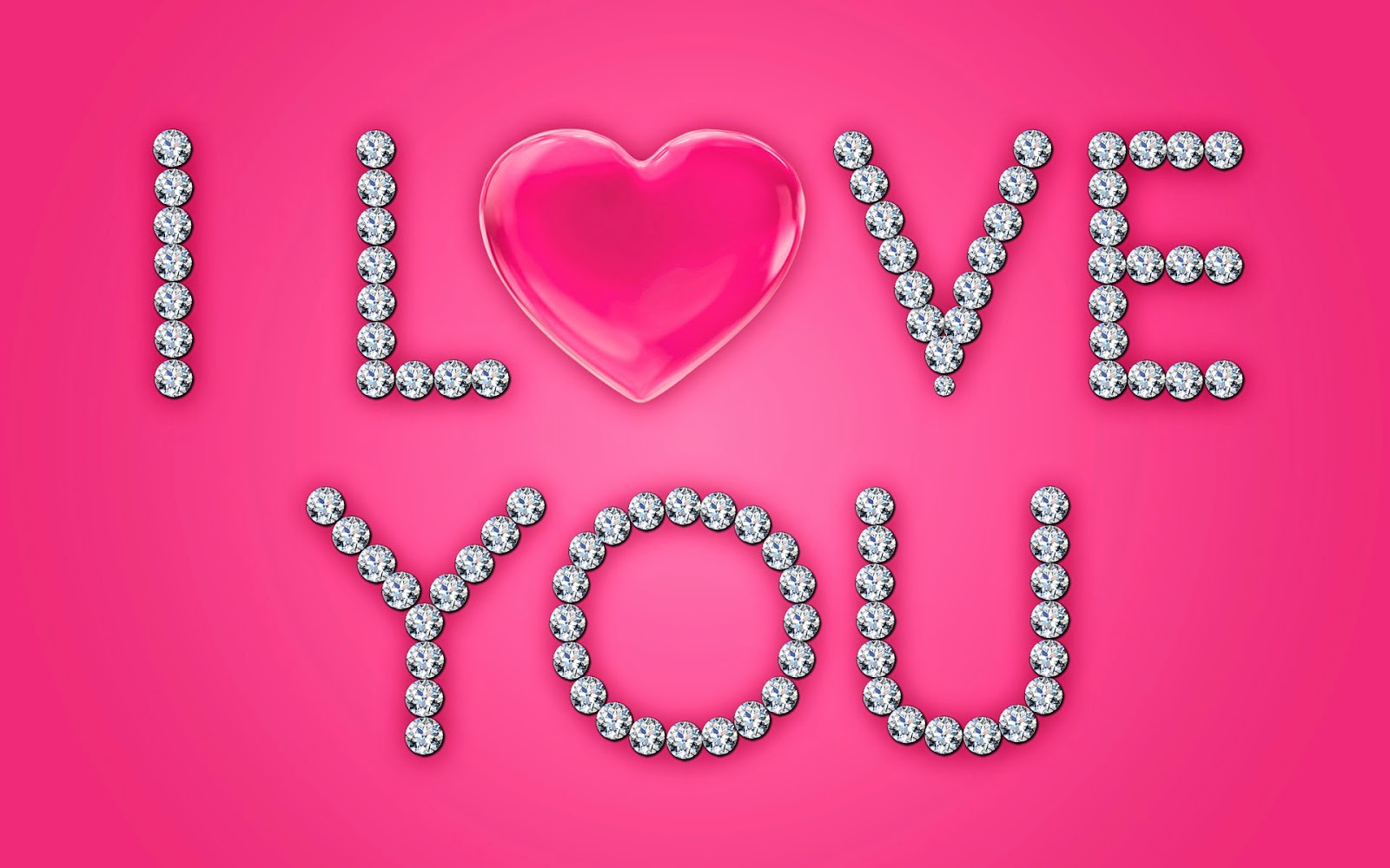 L Love You Hd Wallpaper : Bureaublad Achtergronden