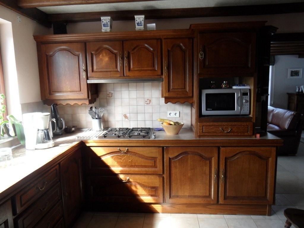 Keuken Laten Zandstralen : Meubelrenovatie: Renovatie eiken keukens