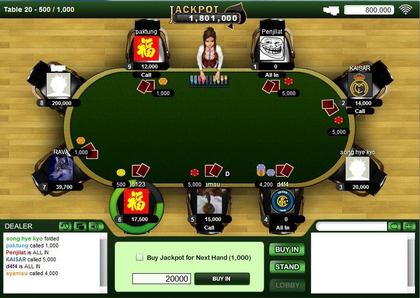 RajaPoker88.com Agen Judi Poker Online Indonesia