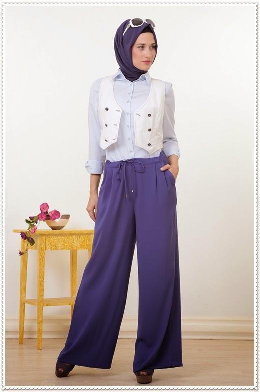 Kayra 2014 yazlık pantolon etek modelleri