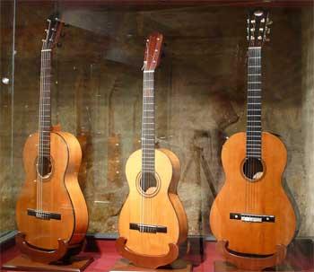 La guitarra en el siglo xix for Guitarras la clasica