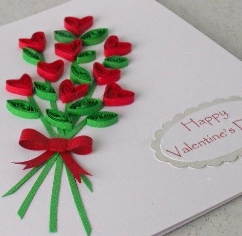 Best Handmade Valentine day Gift cards Ideas | Happy Christmas ...