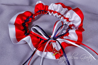 2013 world series wedding garter