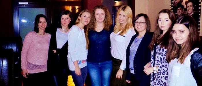 12 BLOGEREK W MAFIJNEJ PIZZERII - BRZESKO 30/11/2014