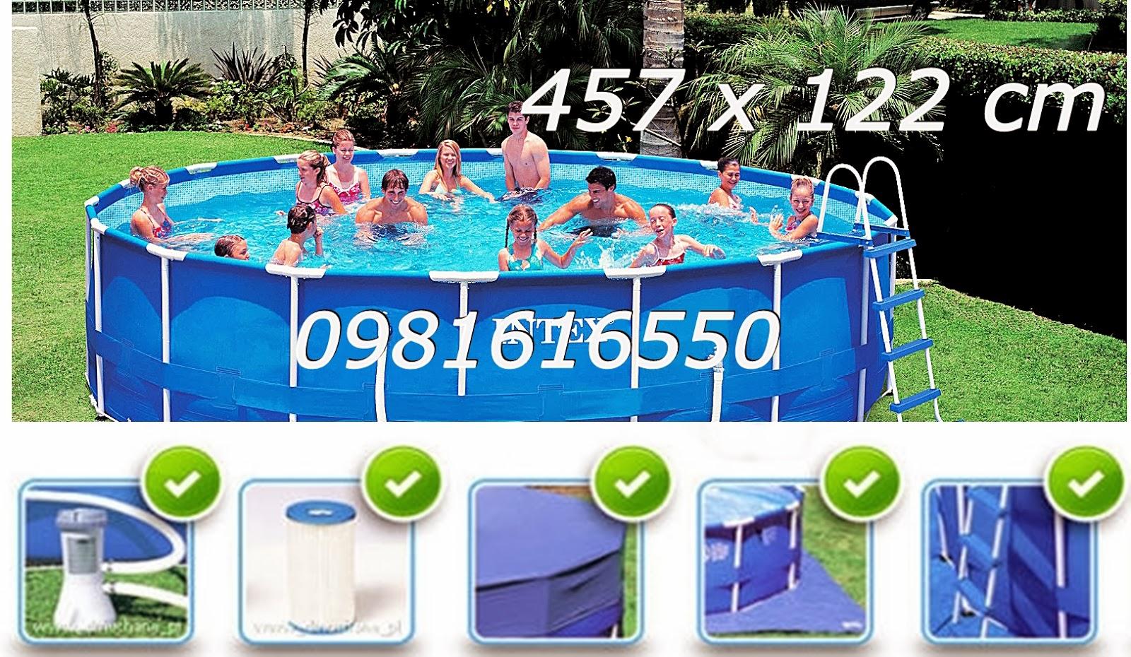 Paraguay regalos piscinas - Cubre piscinas intex ...