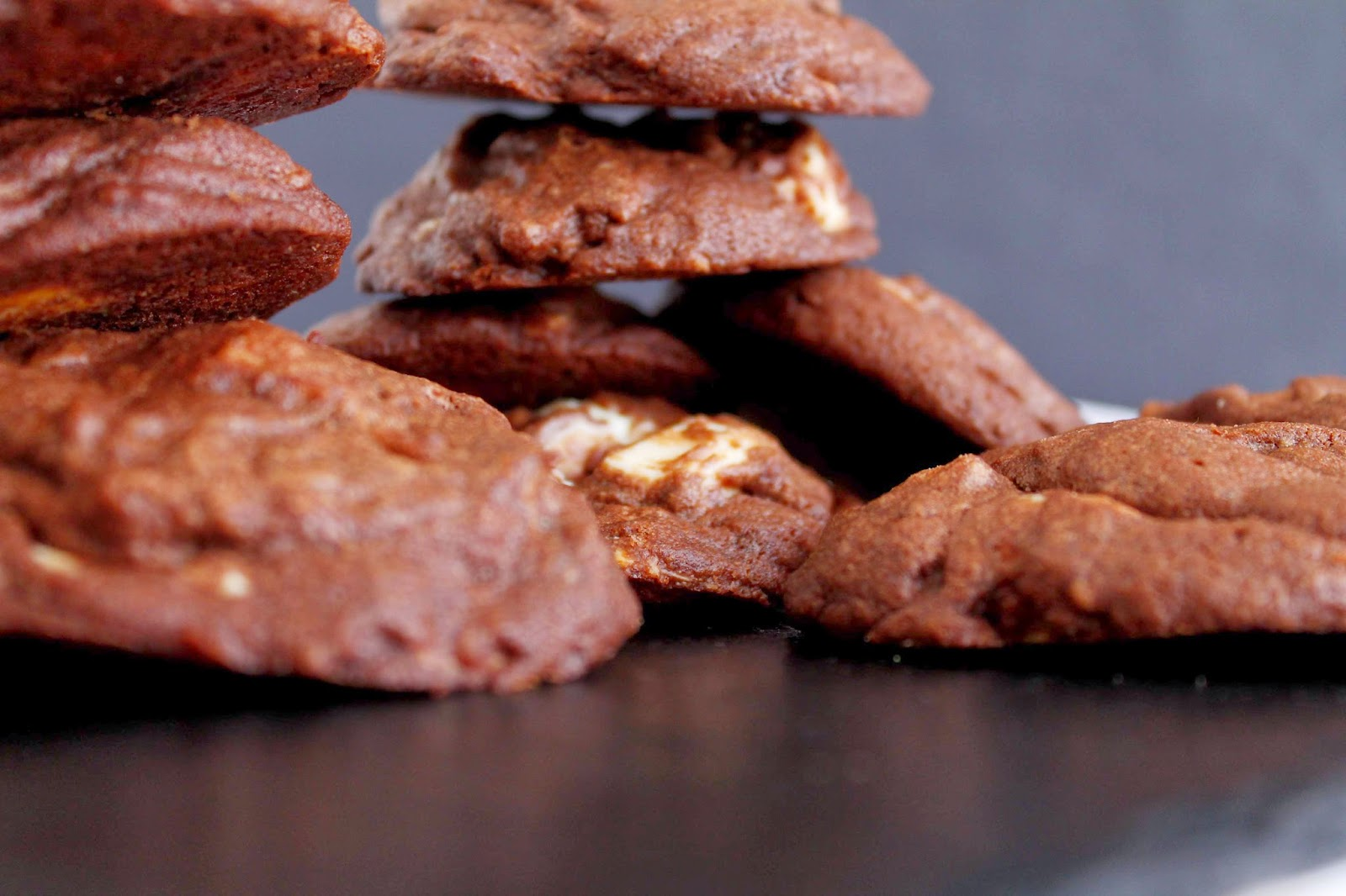 Receta Cookies o galletas de chocolate