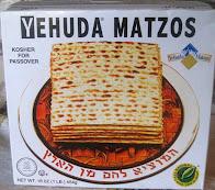 Matzá- caja de 1 Libra (14 galletas) Hecho en Jerusalém 2015