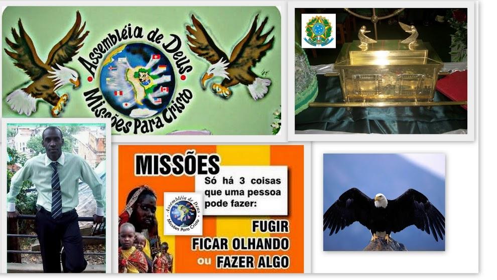 Assembléia de Deus Ministério Internacional Missões para Cristo