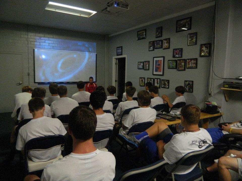 special teams football academy blog  january kicking camp