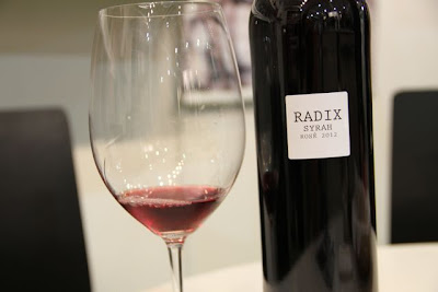 Radix Rosé 2012,. Blog Esteban Capdevila