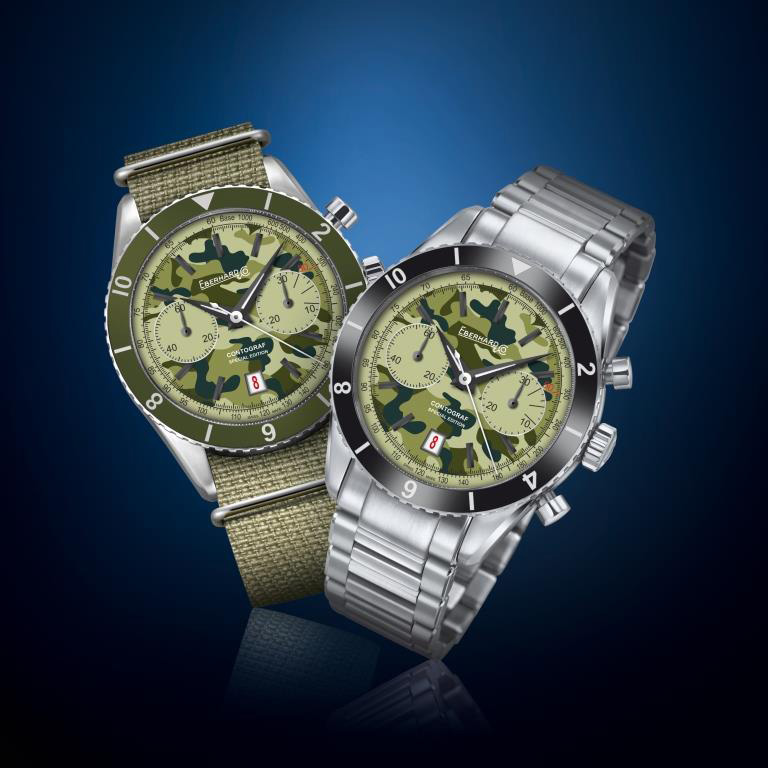 Eniwhere Fashion tips - orologi - Eberhard