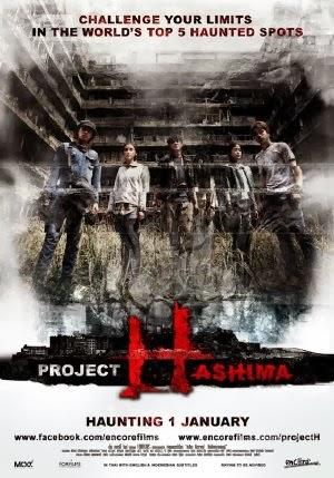Bí Ẩn Đảo Hashima - Hashima Project 2014