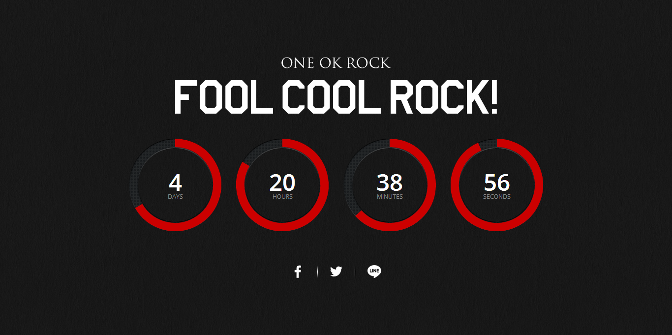 One ok Rock Logo Png One ok Rock Are Counting Down