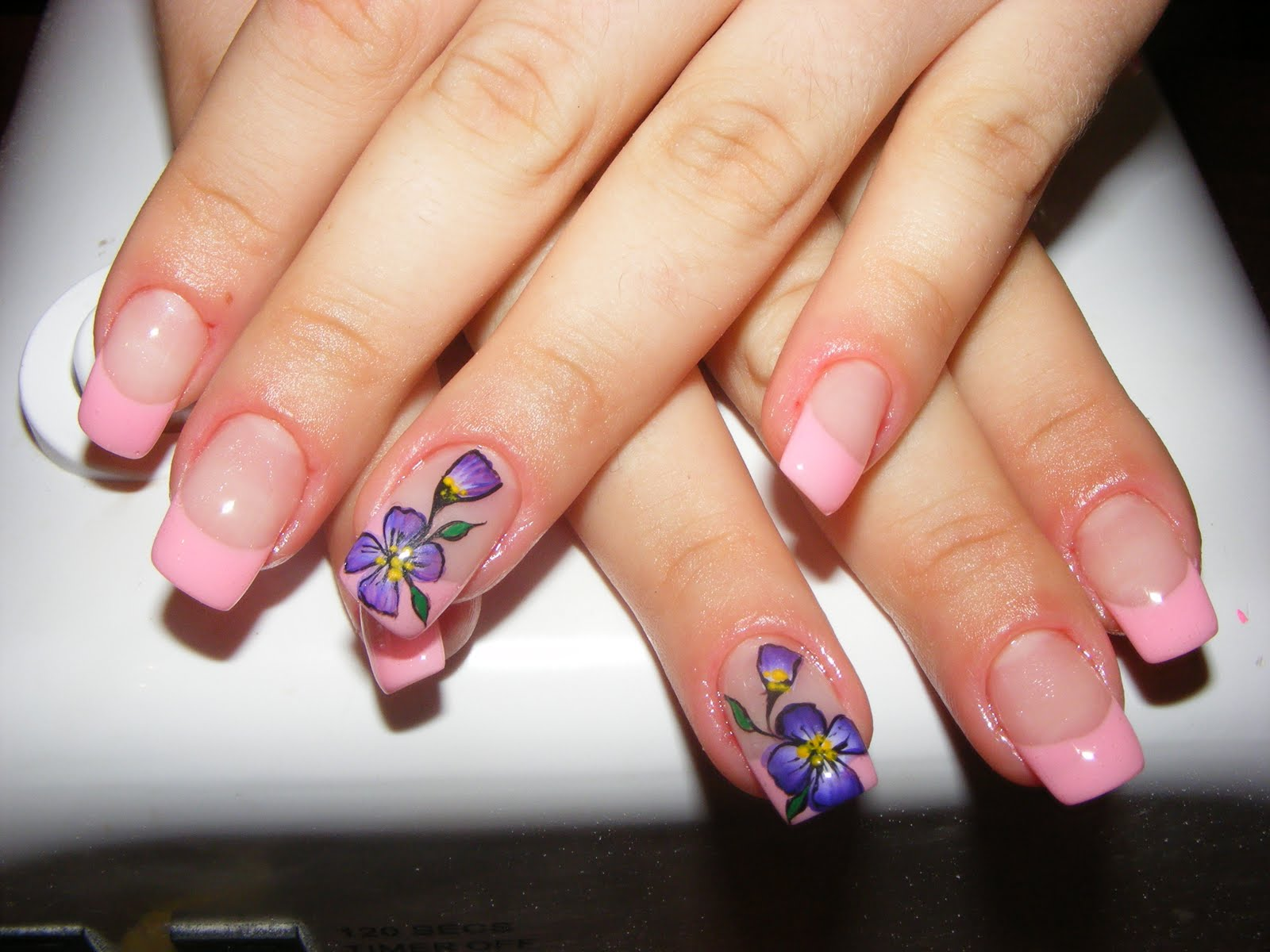 The Charming Example for nails art design 2015 Images