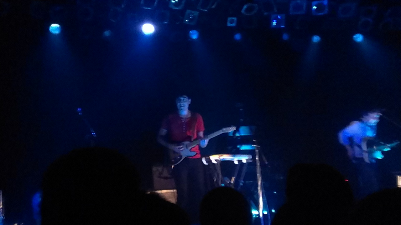 Splendor In The Grass Grizzly Bear Live At Liquid Room Part2